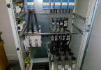 De/kompenzační rozvaděč s kondenzátory - 344 kVAr