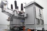 Hradicí člen 110 kV, ECKG Kladno, realizace společně s ABB (2012)
