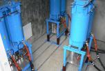 Hradicí člen s průchozím výkonem 1 MVA , 0,69 kV, VTE Žipotín