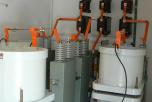 Baterie C2 - vysílač HDO 22 kV