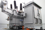 110 kV blocking filter, ECKG Kladno, ABB cooperation (2012)