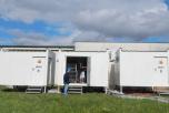 22-35 kV / 183 – 283 Hz Ripple Control container trasmitter