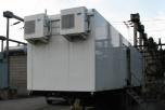 35 kV / 216,6 Hz mobile Ripple Control transmitter