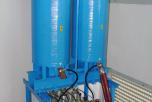 Blocking filter with 14 MVA through power, 22 kV, VTE Andělka