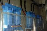 Blocking filter with 63 MVA through power, 35 kV, FVE Ralsko