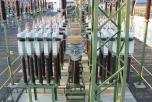 C2 battery - 110 kV Ripple Control transmitter