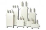 MV capacitors