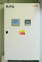 HMI rozhraní PLC regulátoru