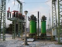 Vysílač HDO 110 kV - vazební filtry