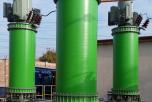 110 kV HV coupling transformers